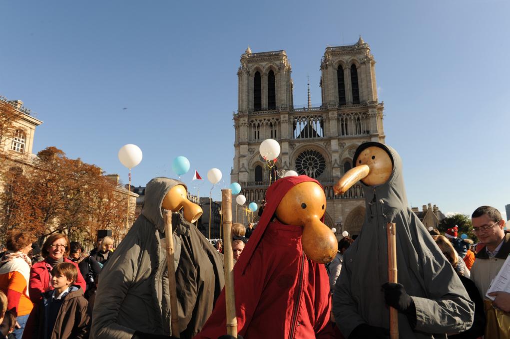Article: Trois jours OCH à Paris
