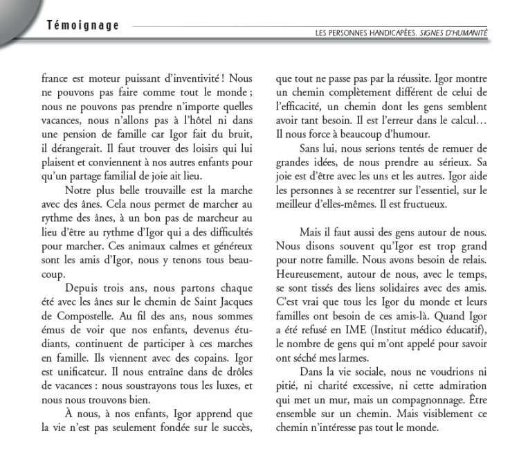 Article: Presse